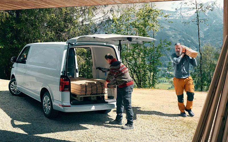 VW TRansporter 6.1. - Autohaus SENNE