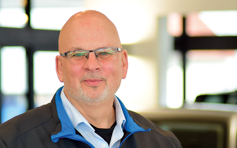 Bernd Fiege - SENNE - Mobile Welt