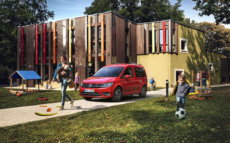 Der neue Caddy - Autohaus SENNE