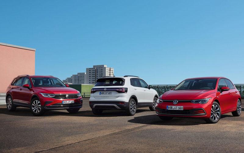 VW ACTIVE Modelle 2021 - Autohaus SENNE